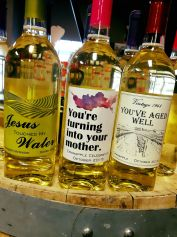 Funny labels